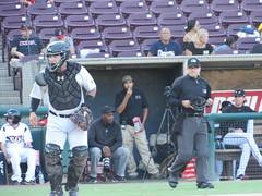 IMG_6753 (Dinur) Tags: baseball minorleaguebaseball milb californialeague calleague storm lakeelsinorestorm lestorm rawhide visaliarawhide
