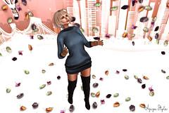 ❤ Becky City (Aziza Style) Tags: enigmaapparel designercircletheevent synnergy thepointevent lelutka aviglam glamaffair veechi izzies cazimi darkpassionskoffinnails meva hillyhaalan re wasabipills secondlife