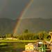 Lake Dal Rainbow