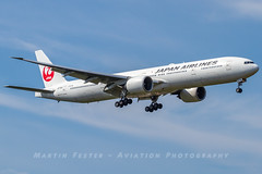 JA739J // Japan Airlines // Boeing 777-346(ER) (Martin Fester - Aviation Photography) Tags: ja739j japanairlines boeing777346er jal 777300 777 b777 b773 boeing777300 32437736 msn736 londonairport londonheathrow lhr lhregll egll heathrow heathrowairport aviation avgeek aviationlovers airplane aircraft aviationphotography plane flickraviation planespotting flickrplane aviationdaily aviationgeek aviationphotograph planes aircraftspotter avgeekphoto airbuslover aviationspotters airplanepictures planepicture worldofspotting planespotter planeporn aviationpic aviationgeeks aviationonflickr aviation4you aeroplanes
