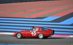 ALFA ROMEO TZ1 - 1963 (SASSAchris) Tags: alfa romeo tz1 zagato voiture italienne 10000 tours castellet ricard circuit trèfle milan 10000toursducastellet httt htttcircuitpaulricard htttcircuitducastellet paulricard auto alfaromeo