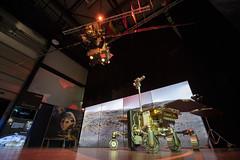 ExoMars TGO and Rover (europeanspaceagency) Tags: esa europeanspaceagency space universe cosmos spacescience science spacetechnology tech technology exomars technologyimageoftheweek exomars2020 exomarsrover rosalindfranklin tgo model estec