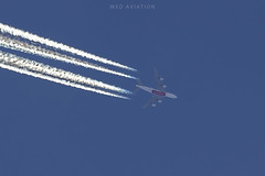 Airbus A380-861 A6-EEB Emirates (msd_aviation) Tags: contrails contrail a380 airbusa380 airbus a380800 emirates flyemirates aviation airplanes