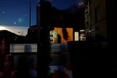 (Daniel Jirdén) Tags: cocacola coke red söder stockholm sweden sverige gatufoto streetphotography street window cans color colour blue sky winter green clouds