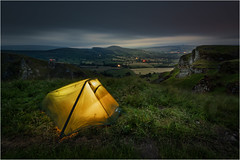 Winnats Pass wildcamp (richandgemphotography) Tags: camping camp sky mountain clouds landscape twilight nikon dusk district hill pass peak wildcamp youtube winnats d850 light night evening tent winnatspass landscapephotography nikond850 peakdistrict explore