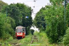 Konstal/PKT 105N-2K #790 (b-dziewiętnaście) Tags: konstalpkt 105n2k 790 linia21 lijn21 linie21 poland polska będzin tramwajeśląskie tś tram tramwaj strasenbahn
