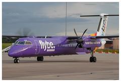P1020409 (b318isp) Tags: bhx birmingham airport gjecm flybe bombardier dhc8402q dash 8