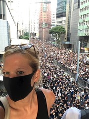 Weeze HK Protest 13