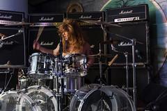 Jani Pasanen : bateria - Asomvel (samarrakaton) Tags: samarrakaton 2019 nikon d750 2470 bilbao bilbo nave9 rock musica music directo live janipasanen drums bateria asomvel