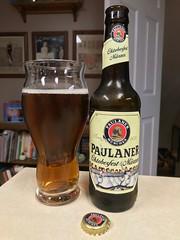 2019 253/365 9/10/2019 TUESDAY - Oktoberfest Märzen - Paulaner Munchen (_BuBBy_) Tags: 2019 253365 9102019 tuesday oktoberfest märzen paulaner munchen 9 10 253 365 days 365days project project365 beer lager german octoberfest september