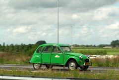 1987 Citroën 2CV 6 Club (rvandermaar) Tags: 1987 citroën 2cv 6 club citroën2cv6 citroën2cv citroen2cv sidecode6 43htfl