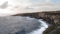 Moss Rock (justarandomlad) Tags: landscape australia nsw travel ocean water southcoast cliff sony tamron
