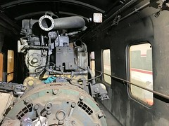 Belfast, 23/04/2019 (Milepost98) Tags: ni northern ireland irish railway railways train translink ykrd york road depot yard reclaim part dcdr shed 80 class thumper 4srkt brel demu railcar 8097 97 power car parts engine belfast