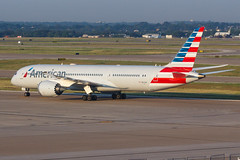 American Airlines B787-9 DREAMLINER N823AN 001 (A.S. Kevin N.V.M.M. Chung) Tags: aviation aircraft aeroplane airport airlines taxiway plane spotting aa american airside dfw dallas boeing b787 b7879 dreamliner