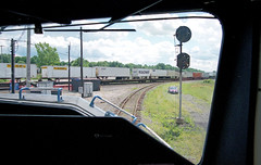 You'll Wait for a Westbound (craigsanders429) Tags: conrail intermodaltrains conrailintermodaltrains orrvilleohio conrailfortwayneline