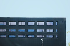 Blue moment.. (erlingraahede) Tags: lines symmetric canon vsco melancholic summer blue denmark holstebro