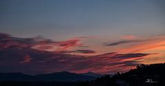 Ore 06:45 l'aurora (iLaura_) Tags: aurora sunrise alba landscape panoramica panorama