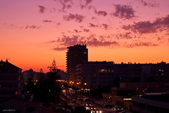 Summer end colorful sunset (paulosilva.pro) Tags: cores paisagemurbana pink pôrdosol