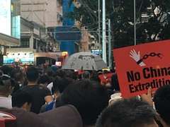 Weeze HK Protest 8