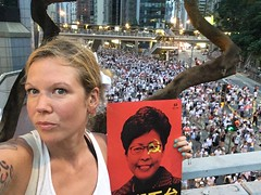 Weeze HK Protest 7