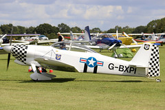 G-BXPI (GH@BHD) Tags: gbxpi rv vans rv4 laa laarally laarally2019 sywellairfield sywell aircraft aviation