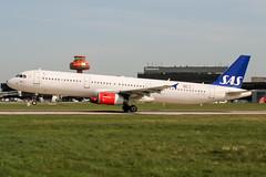 LN-RKK (PlanePixNase) Tags: aircraft airport planespotting haj eddv hannover langenhagen sas scandinavian airbus 321 a321