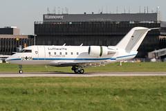 12+06 (PlanePixNase) Tags: aircraft airport planespotting haj eddv hannover langenhagen canadair cl600 challenger 601 luftwaffe