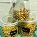Frühstückscerealien in Gläsern: Müsli in Aufbewahrungsbehältern
