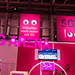 Purple Magenta Mobile 5G Arena: Magenta Mobil 5G Arena in Germany: Telekom advertises for faster VR Sport and mobile Internet with 5G