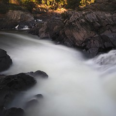 Seven Sisters Rapids # 1 (brucegates) Tags: olympusomedm1markii brucegates ontario chutesprovincialpark water rapids longexposure landscape