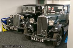 1934 Wolseley Nine, 1934 1124cc BSA 103. (AndyLock) Tags: moretonhampsteadmotormuseum 1934 wolseleynine ace382 1124cc bsa103 nj4476