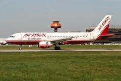 D-ABDF (PlanePixNase) Tags: aircraft airport planespotting haj eddv hannover langenhagen airberlin airbus 320 a320