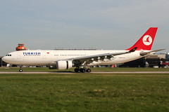 TC-JNB (PlanePixNase) Tags: aircraft airport planespotting haj eddv hannover langenhagen turkish turkishairlines airbus 330 a332 330200