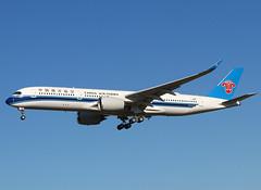 F-WZNX Airbus A350 China Southern (@Eurospot) Tags: fwznx airbus a350 a350900 chinasouthern toulouse blagnac b30a9