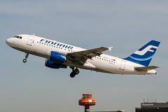OH-LVA (PlanePixNase) Tags: aircraft airport planespotting haj eddv hannover langenhagen finnair 319 a319 airbus