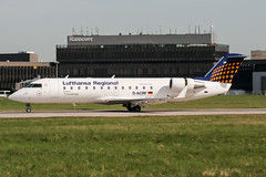 D-ACRF (PlanePixNase) Tags: aircraft airport planespotting haj eddv hannover langenhagen bombardier crj200 crj2 regional eurowings lufthansa