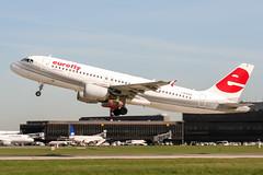 I-EEZI (PlanePixNase) Tags: aircraft airport planespotting haj eddv hannover langenhagen eurofly airbus 320 a320