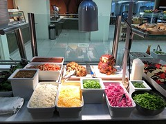 (cafe_services_inc) Tags: cafeservices corporatedining guestchef cafe930 tacos latin pork toppings