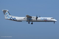 G-JECL_DH8D_Flybe British European (LV Aircraft Photography) Tags: 23062019 pmi flybe dehavillandcanada dh8d gjecl 4114 2005