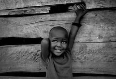 Another Girl (gunnisal) Tags: africa child girl uganda portrait buikwe blackandwhite bw monochrome eyes face gunnisal