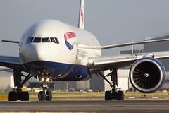 G-VIIC - LHR - (21-06-14) (Fred Ellis -) Tags: british airways baw speedbird boeing 777236er triple 7 27r take off canon summer june
