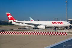 HB-JHF Swiss Airbus A330-300, LSZH, Switzerland (Sebastian Viinikainen.) Tags: hbjhf swiss a330300 zurich lszh