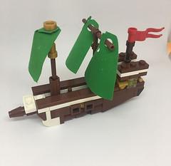 Small Custom Ship