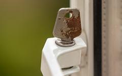 Rusted (Mandy Willard) Tags: 365 1508 key