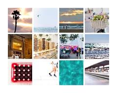 Mosaico 2 LVM 2019 (AriCatalán) Tags: mosaico collage juegolvm jackierueda costa playa beach verano summer