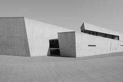 Vitra Fire Station by Zaha Hadid (Werner Schnell Images (2.stream)) Tags: ws vitra fire station zaha hadid weilamrhein beton feuerwehrhaus