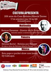 Aniversário da Casa Heloísa Alberto Torres (itaborairj) Tags: aniversário casa heloísa alberto torres 209 anos itaboraí 2019