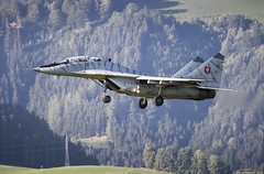 _MG_6928 (Mauro Petrolati) Tags: mig29 fulcrum ub mikoyan slovak air force arrivo atterraggio landing arrival passages passaggi zeltweg power 2019 arrivi arrivals