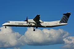 C-GLQH (Porter Airlines) (Steelhead 2010) Tags: porterairlines creg yow bombardier dhc8 dhc8q400 cglqh