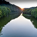 Sunset on the Palisades, Kentucky River